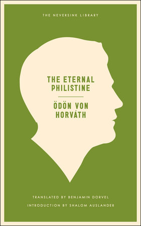 The Eternal Philistine by