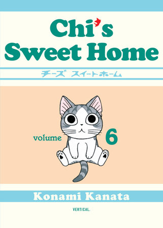 Chi's Sweet Home, volume 6 by