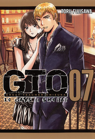 GTO: 14 Days in Shonan, Volume 7 by