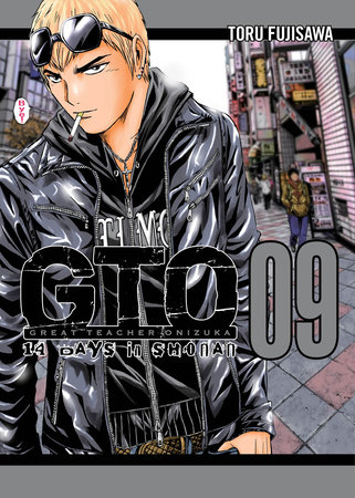 GTO 14 Days in Shonan, volume 9 by