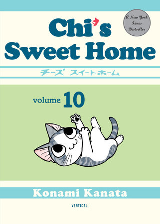 Chi's Sweet Home, volume 10 by Konami Kanata