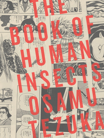 The Book of Human Insects by