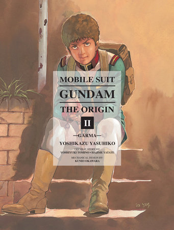 Mobile Suit Gundam: THE ORIGIN vol. 2 by Yoshiyuki Tomino
