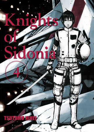 Knights of Sidonia, volume 4 by
