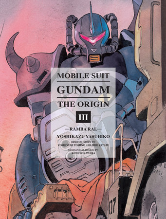 Mobile Suit Gundam: THE ORIGIN, Volume 3 by