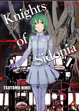 Knights of Sidonia, Volume 5 by Tsutomu Nihei