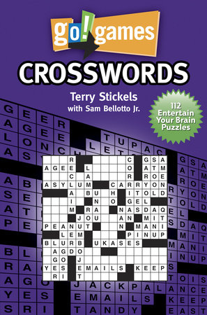 Go!Games Crosswords by