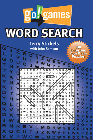 Go!Games Word Search by
