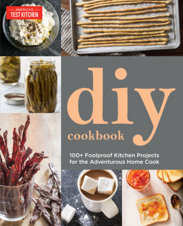 Do-It-Yourself Cookbook