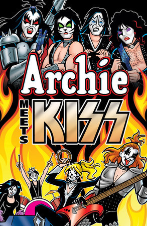Archie Meets KISS by