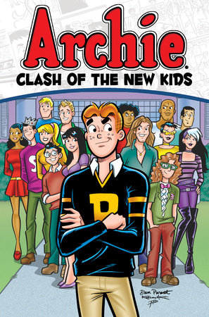 Archie: Clash of the New Kids by
