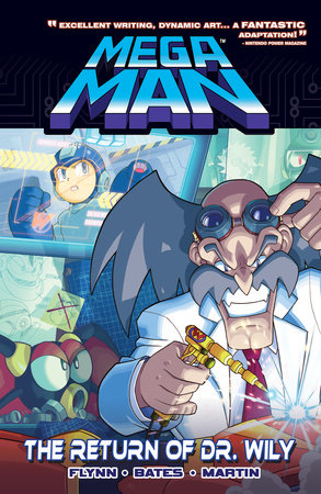 Mega Man 3: Return of Dr. Wily by Ian Flynn
