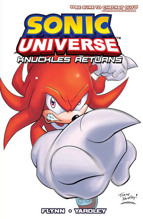 Sonic Universe 3: Knuckles Returns by