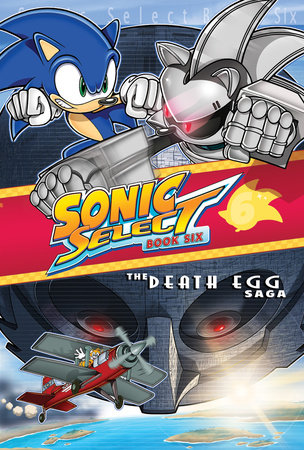 Sonic Select Book 6 by
