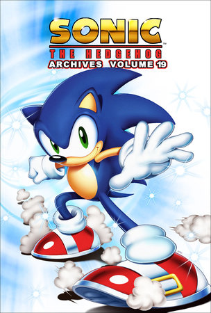 Sonic the Hedgehog Archives 19 by Sonic Scribes