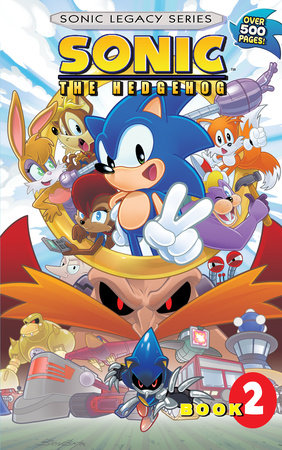 Sonic the Hedgehog: Legacy Vol. 2 by