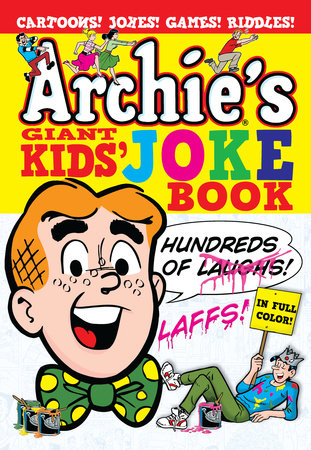Archie's Giant Kids' Joke Book by