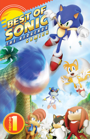 Best of Sonic the Hedgehog by Sonic Scribes