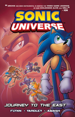 Sonic Universe 4: Journey to the East by