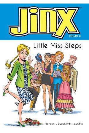 Jinx: Little Miss Steps by