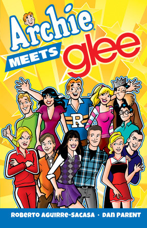 Archie Meets Glee by