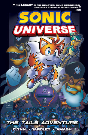 Sonic Universe 5: The Tails Adventure by