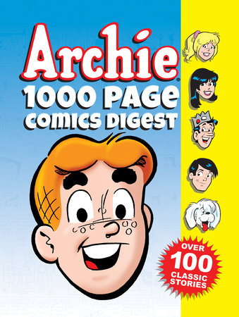 Archie 1000 Page Comics Digest by