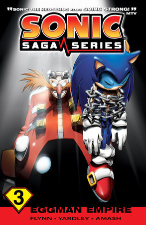 Sonic Saga Series 3: Eggman Empire by