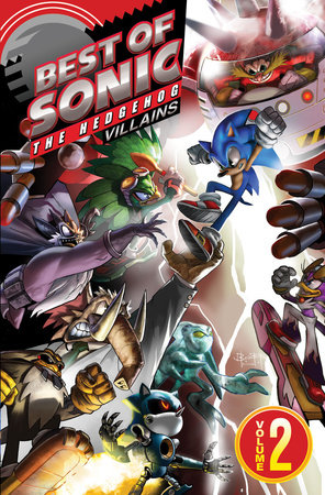 Best of Sonic the Hedgehog 2: Villains by