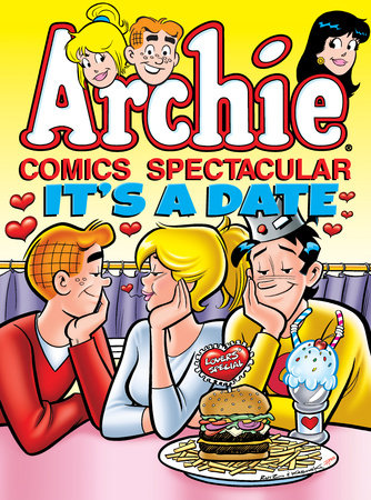 Archie Comics Spectacular: It's a Date by Archie Superstars