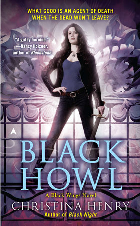 Black Howl book cover