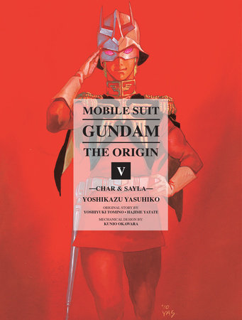 Mobile Suit Gundam: THE ORIGIN, Volume 5