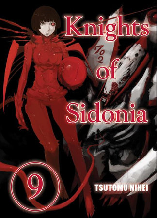 Knights of Sidonia, Volume 9 by Tsutomu Nihei