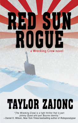 Cover of Red Sun Rogue: A Wrecking Crew Novel