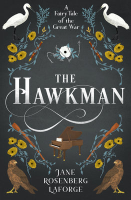 Cover of The Hawkman: A Fairy Tale of the Great War
