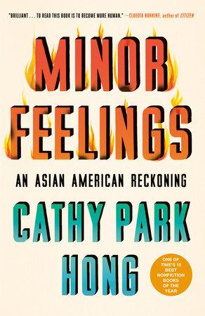 Minor Feelings book cover