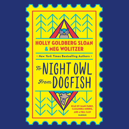 To Night Owl From Dogfish book cover