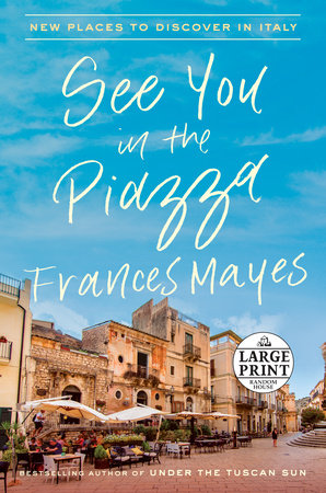 See You in the Piazza book cover