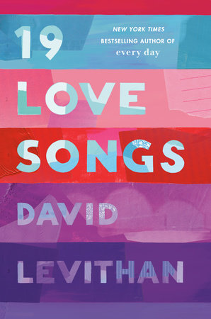 19 Love Songs book cover