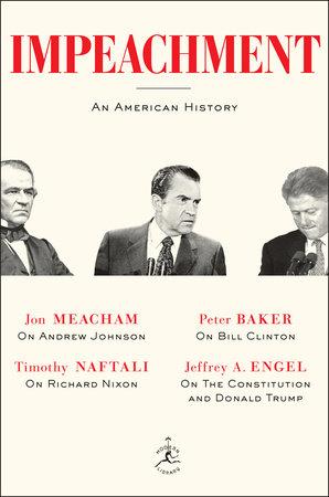 Impeachment book cover