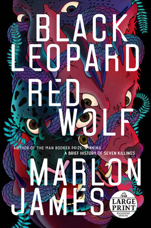 Black Leopard, Red Wolf book cover