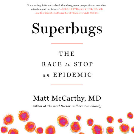 Superbugs book cover
