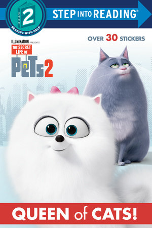 Queen Of Cats (the Secret Life Of Pets 2)