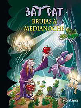Bat Pat Brujas a Medianoche by