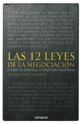 Las 12 Leyes de la Negociacion by
