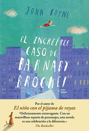 El Increible Caso De Barnaby Brocket by