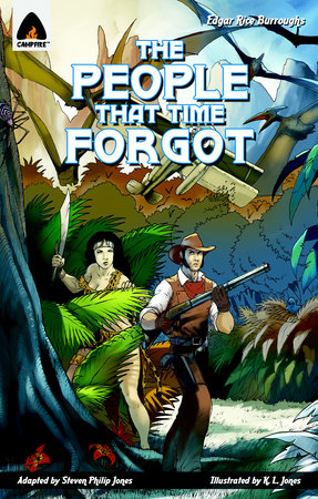 The People That Time Forgot by