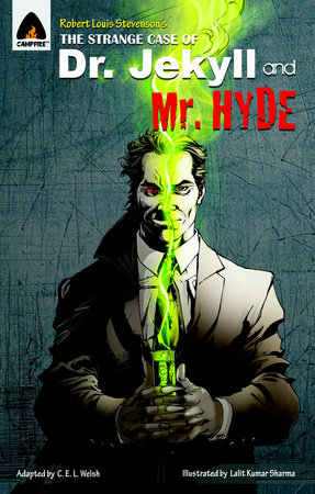 The Strange Case of Dr Jekyll and Mr Hyde by