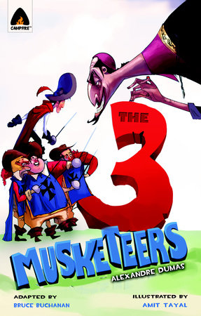 The Three Musketeers by