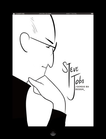 Steve Jobs: Genius by Design by Jason Quinn